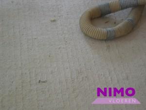 NIMO Vloeren gefreesd met kapschil